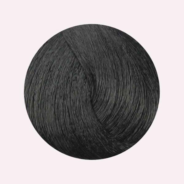 Βαφή μαλλιών 10 λεπτών 1.0 Μαύρο 100ml Color zoom