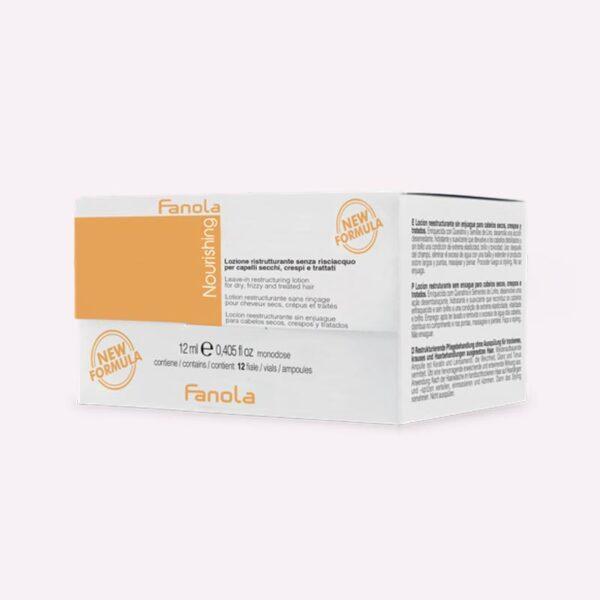 Αμπούλες μαλλιών ενυδάτωσης 12 x 12ml Nutri Care