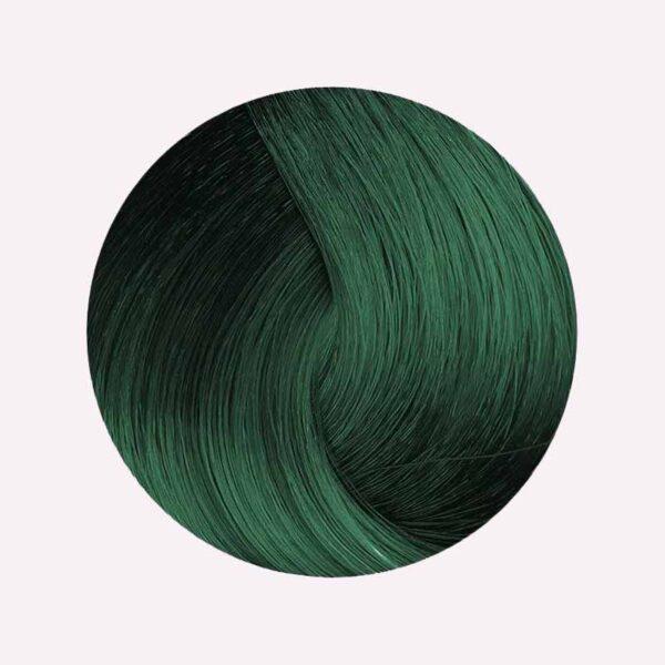 Βαφή μαλλιών No yellow Πράσινο Mix Toner