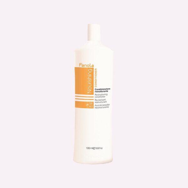 Conditioner μαλλιών για ενυδάτωση 1000ml Nourishing