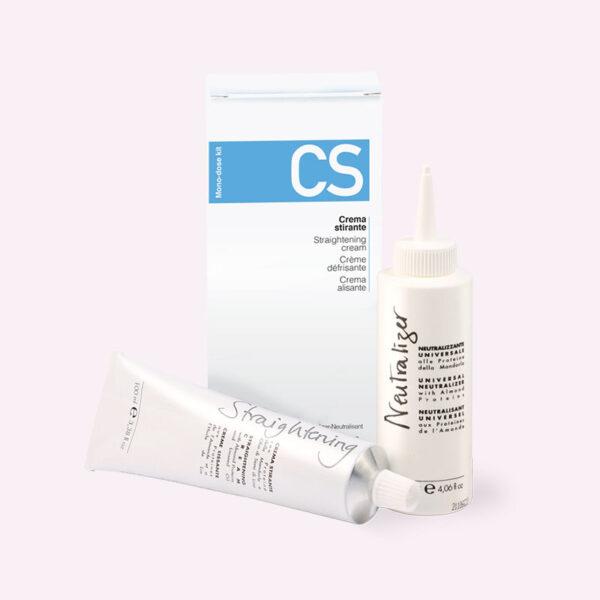 Μόνιμη ισιωτική κρέμα CS Kit