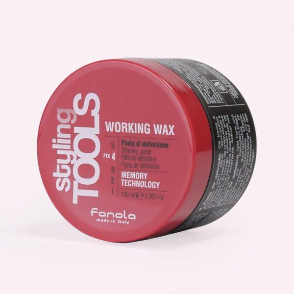 Κερί λάμψης μαλλιών 100ml Working Wax