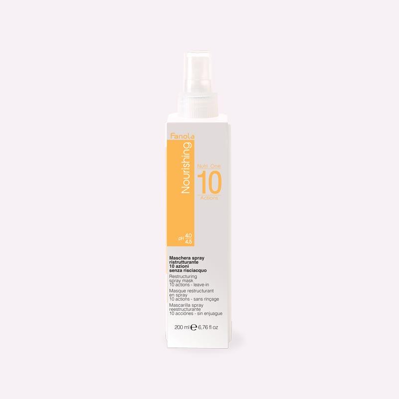Μάσκα μαλλιών ενυδάτωσης 10 Δράσεων 200ml Nutri care