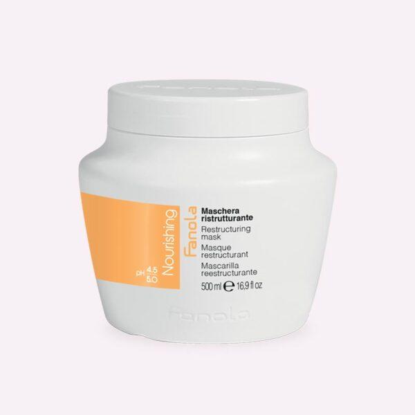 Μάσκα μαλλιών για ενυδάτωση 500ml Nourishing