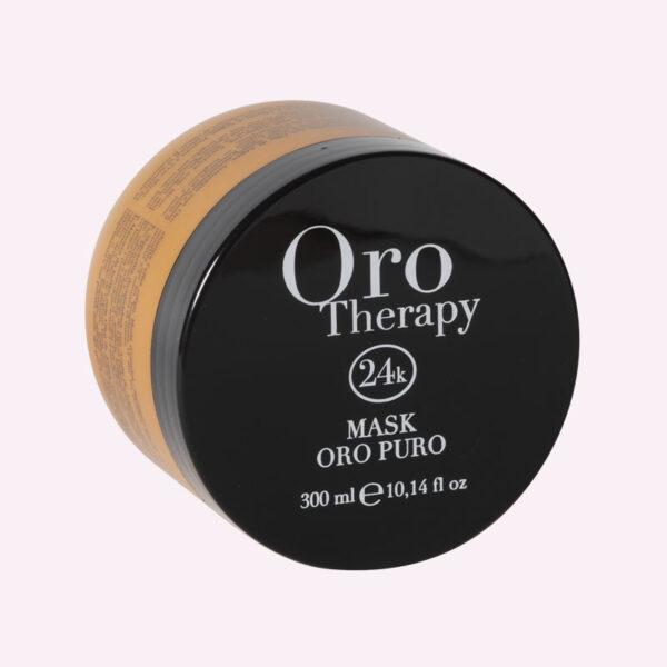 Μάσκα μαλλιών για ενυδάτωση και λάμψη 300ml Oro Therapy