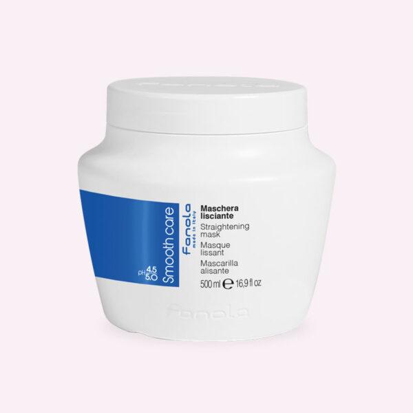 Μάσκα ισιώματος και λείανσης 500ml Smooth care