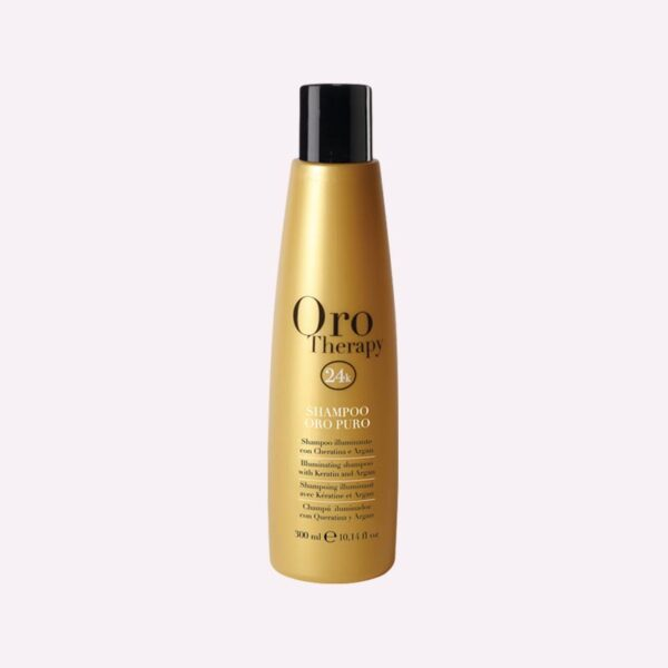 Σαμπουάν ενυδάτωσης και λάμψης 300ml Oro Therapy
