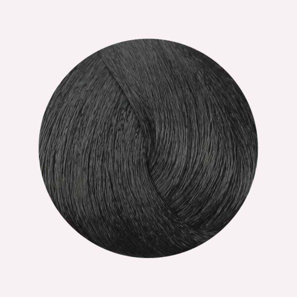 Βαφή μαλλιών 1.0 Μαύρο 100ml Oro Therapy