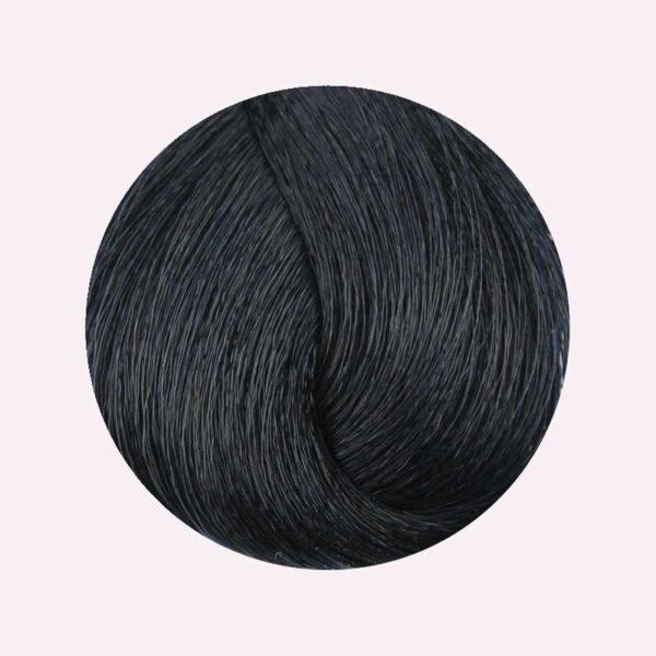 Βαφή μαλλιών 1.10 Μαύρο μπλε 100ml Oro Therapy